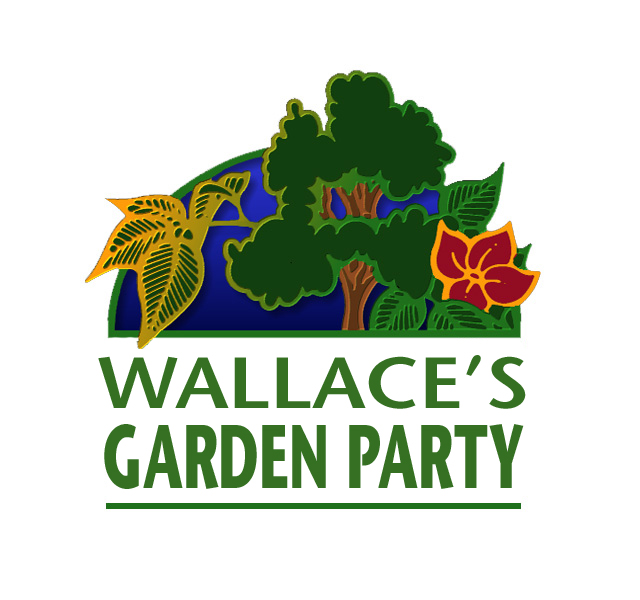 Wallace's garden party Logo-2